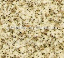 standard granite slab size gold granite G350