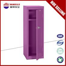 Children furniture for kindergarden,kids bedroom furniture,pink mini metal locker