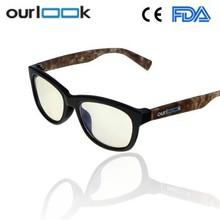 Hot sale black classic designed for unisex glasses