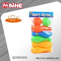 Sporting bowling lane equipment plastic bowling toys for children