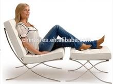 Hot Sale Spain leather barcelona chair
