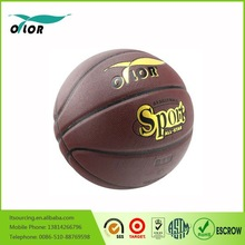Wholesale official health care promotional inflatable jumbo size basketball