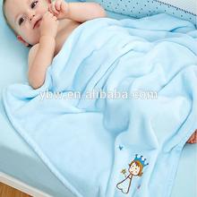 100% polyester soft crochet baby blanket,baby cribs blanket