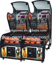 Indoor Shooting hoops deluxe basketball game machine supplier