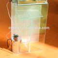 dici hqi aquário de vidro do armário