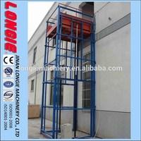 LISJD2.0-4.0 Cargo hydraulic elevator used