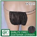 Fonte direta da fábrica não tecido g-corda roupa interior