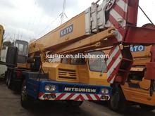 japanese used NK250E 25T kato mobile crane kato nk250e 25t hydraulic truck crane