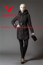 hood top asian fashion winter coat