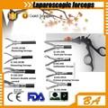 Fórceps laparoscopia/nomes de instrumentoscirúrgicos fórceps/fórceps instrumento cirúrgico