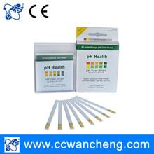 urinalysis testing, true pH test strips 4.5-9.0
