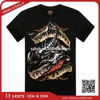 high quality t shirt manufacturing t-shirt men brand