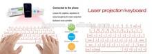 2014 Newest Design Good Feeling Touch Laser Virtual Keyboard