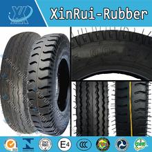 RIB/LUG TBB light truck trailer bias nylon tyre 5.00-15 5.00-16