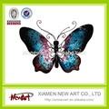 alibaba proveedor de china de diseño especial y buena calidad de mariposa grande decoraciones de la pared