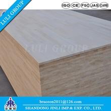 solid pine oak walnut finger joint edge glued board panel from Luli Group