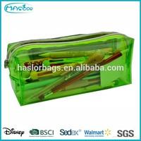 Clear Plastic Pencil Case /Transparent Pencil Case for Promotion