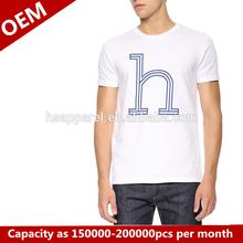 2015 Plan white Blank T Shirt China Wholesale Blank T Shirt Design