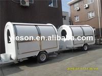 Yieson 2015 New High Quality mini truck food mobile kitchen truck YS-FB200B