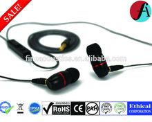 Audiophile Dual-Driver & Detachable In-Ear Headphone - In-line MIC In-Ear Headphone Original Maker from Fine-Acoustics Factory