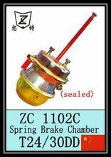 Spring brake chamber(T24/30DD)
