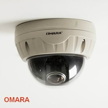 dome style IP surveillance camera