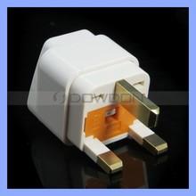 Promotional 3 pin plug UK Style 240v 10A AC Power Converter Standard UK 3 Pin Plug