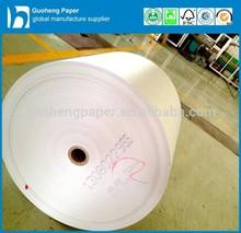 China Paper Base Fuyang White Clay Coated Duplex Paper Card Board Grey Back