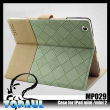 Ultra Slim Rotating Leather Case For iPad Mini Retina