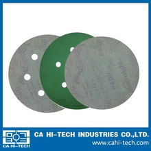 zhengzhou hi-tech velcro round wheel sand paper for metal/wood/automobile