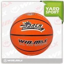 winmax rubber size 5 rubber basketball/cheap rubber basketball/inflatable rubber basketball