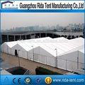 moda promoção moldura de alumínio de armazenamento tendas