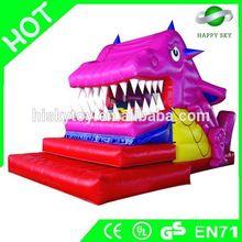 2015 Hot sale CE Certificate PVC backyard water slides,inflatable double lane slip slide,inflatable slides for toddler