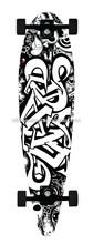 7 plies canadian maple decks wooden fish skateboard longboard wholesale