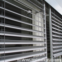 Wireless Remote Electric outdoor venetian blind