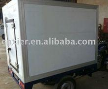 Profissional congelador do caminhão carga box para vendas por atacado
