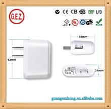 UL high quality 5v usb power adapter