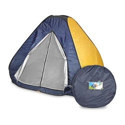 Easy Pop Up 3-Three Person Family Camping/Beach & Kids Tent With Backpack Carrying Case
