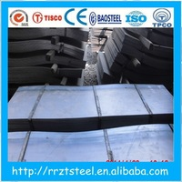 best quality steel plates !! hot rolled steel coil with boron for roof plate