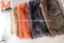 fox fur pelt in high quality