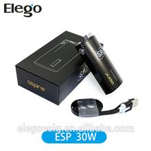 2015 Aspire newest e cig aspire mod VV Mod aspire 30w ESP box mod vs iStick 30w/iStick 50w