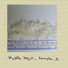 papermaking Magnesium Sulphate/Magnesium sulfate/Mg sulfate Heptahydrate 98% 99.5%