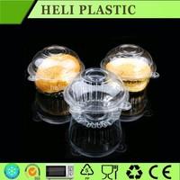 Clear Plastic Cupcake Cake Case wholesale