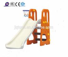 YL Indoor Slide and Swing Children Plastic Goldfish Slide plastic play house with slide