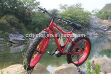 Haoling Hot sale EN15194 fat tire wholesale electric bike chopper