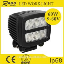 brand new 4x4 12 volt trailer tail rear lamp 60w led work light