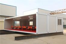 Foldable Modified bay modular classroom