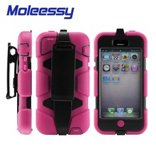 Universal heavy duty shockproof phone case for Iphone 5C