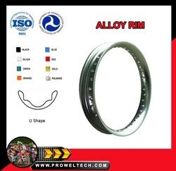 Motorcycle Parts: U 1.85x17 Motocross alloy Racing Wheel Rims