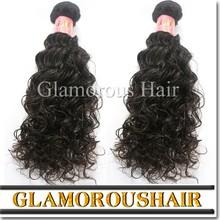 Cheap bundles of wet and wavy indian remy /original brazilian human hair/ virgin brazilian wavy hair